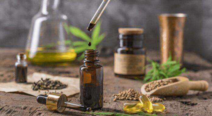 Turmeric CBD oil review