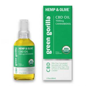 green gorilla cbd